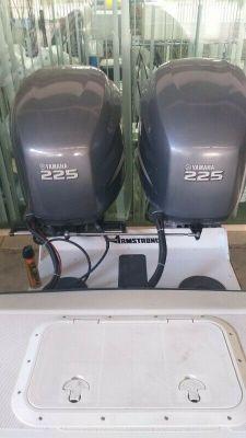 Lancha Reaction 27 en venta del año 2008 con motores Yamaha 225 en Yucatán