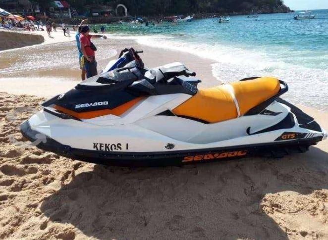 Moto acuática año 2017 en venta en Puerto Vallarta, Jalisco