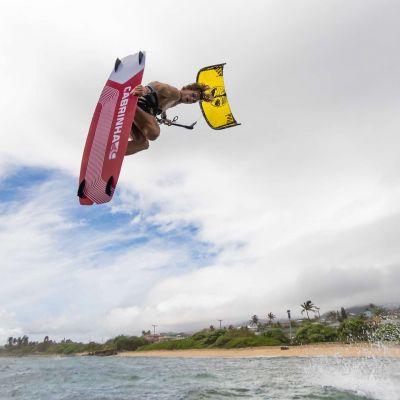 Tabla de kite Cabrinha spectrum twin tip 2020 de 136cm en venta en Yucatán