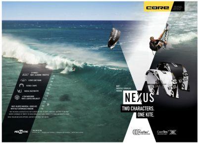 CORE Nexus 9m con Sensor 2S bar