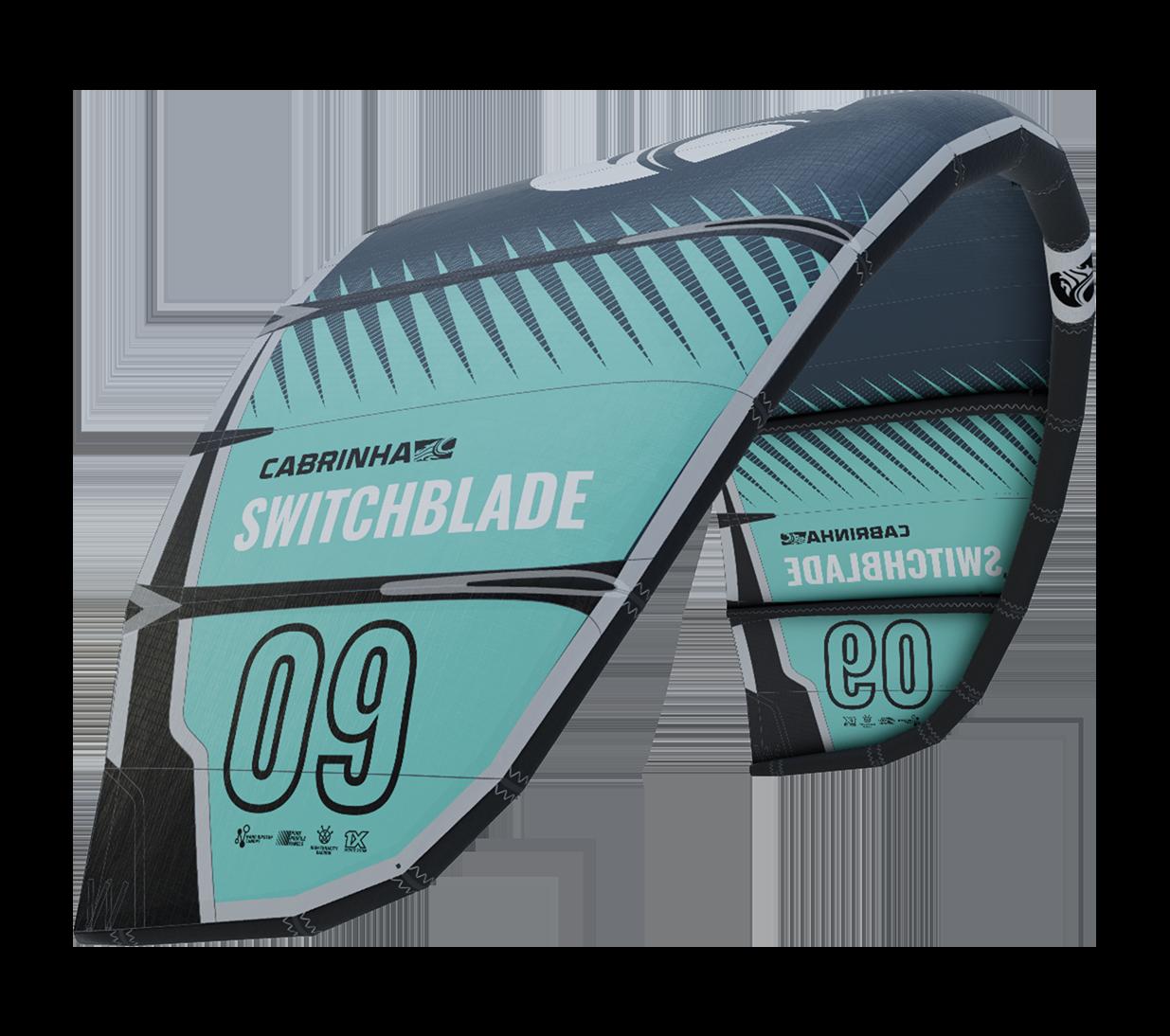 Cabrinha Switchblade Kite del año 2021 con Barra en venta en Yucatán