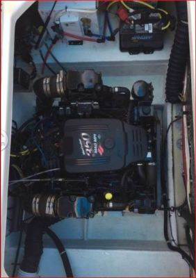 Lancha Bayliner de 29 pies año 2005 en venta en Puerto Vallarta, Jalisco