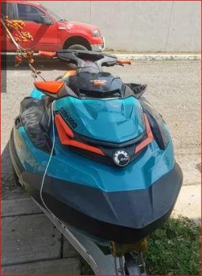 Moto Acuática Sea Doo año 2019 en venta en Tapachula, Chiapas