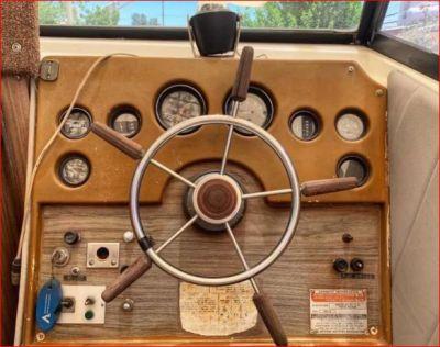 Lancha Thompson de 21 pies año 1976 en venta en Aguascalientes, Aguascalientes