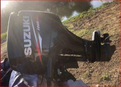 Motor Zusuki año 2016 de 60 HP en venta en Villahermosa, Tabasco