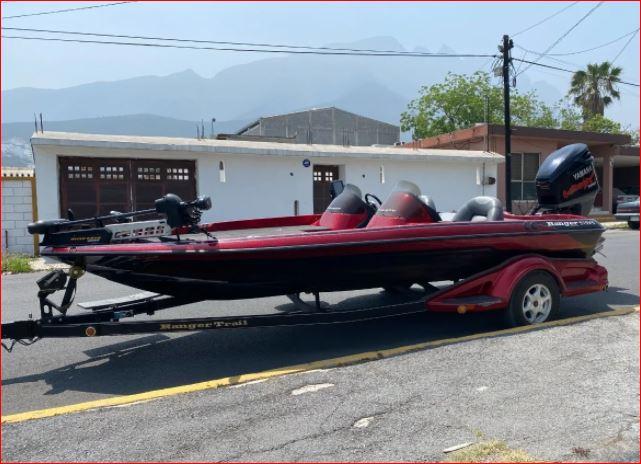 Lancha Ranger año 2005 en venta en Monterrey, Nuevo León