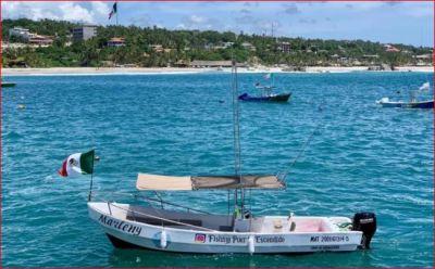 Lancha Argos año 2017 en venta en Puerto Escondido, Oaxaca