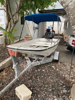 Boston whaler 11 en venta del año 2006 con motor yamaha en Yucatán
