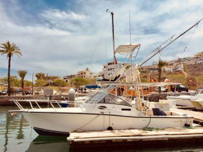 Lancha Albemarle año 1996 en venta en Guaymas, Sonora