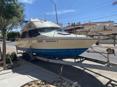 Lancha Bayliner Monterey de 26 pies año 1988 en venta en La Paz, Baja Californias Sur