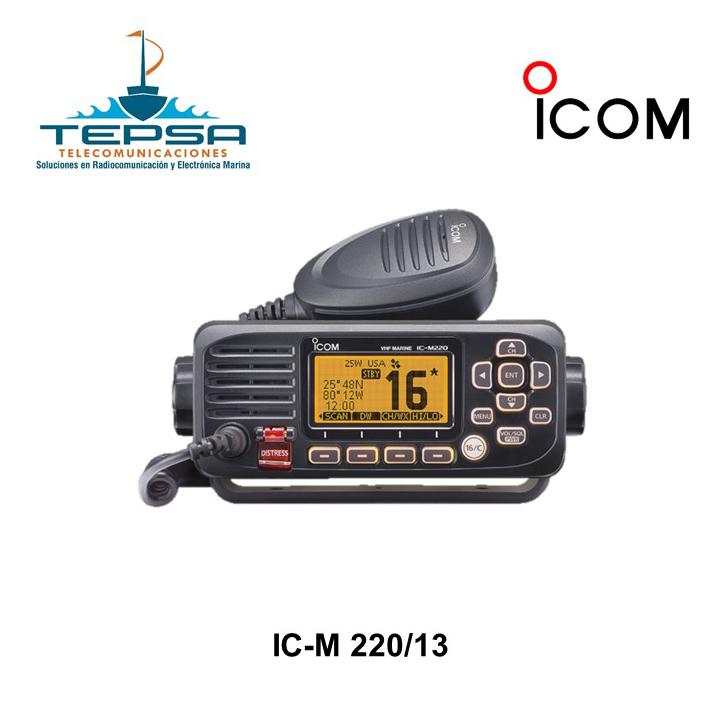 Icom radio marino IC-M 220/13 en venta