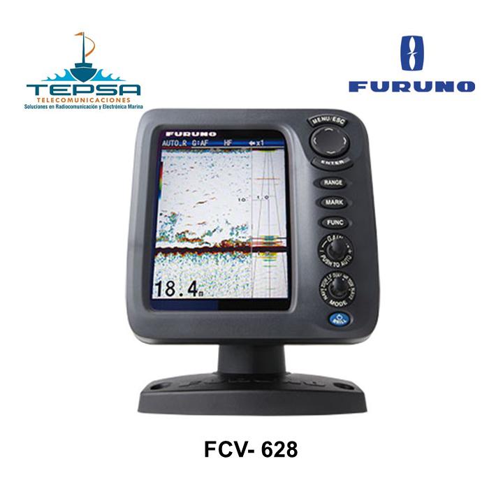 Furuno video sonda FCV-628 en venta