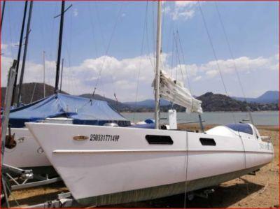 Velero Catamarán año 1979 en venta en Valle de Bravo Estado de México