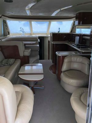 SEA RAY 48' Flybridge, modelo 2002