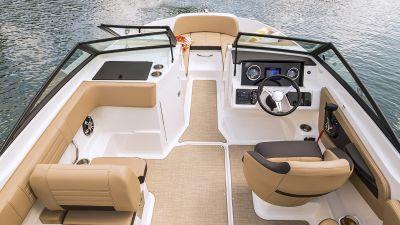 SEA RAY 210 SPX OB